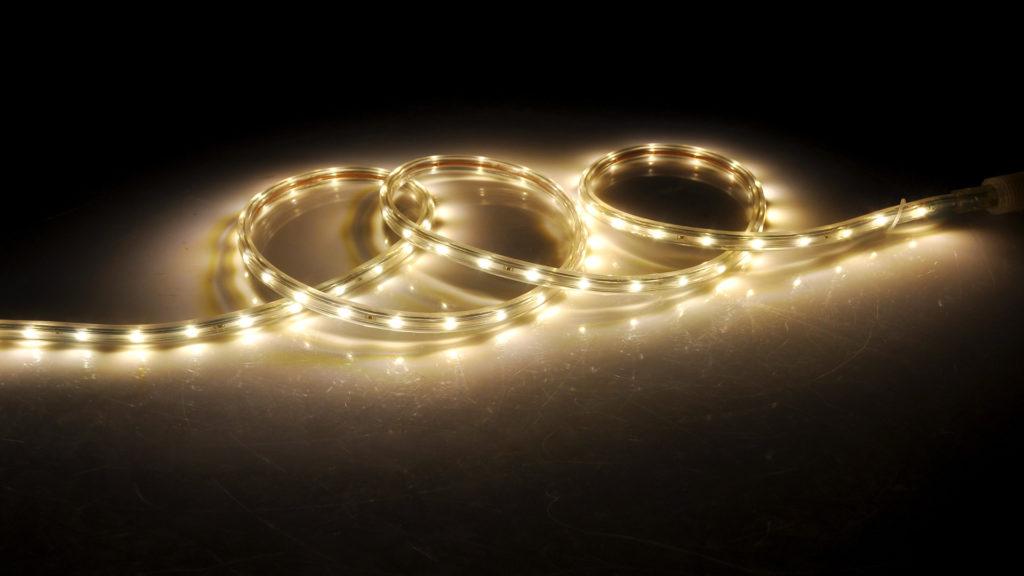 Los leds se fabrican en una gran variedad de formas y tamaños 1920